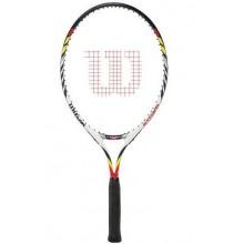 Детская теннисная ракетка Wilson Steam 25 2014 (WRT228900)