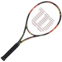 Детская теннисная ракетка Wilson Burn 100 LS 2015 (WRT72550)