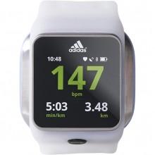 Спортивные часы Adidas miCoach Smart Run (белые) + новый аккаунт miCoach в подарок