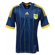 Футболка Adidas ФК Металлист (синяя)