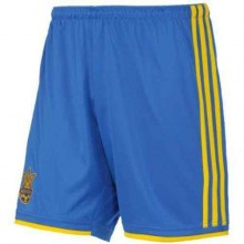 Шорты игровые Adidas Сборной Украины по футболу FFU (синие)
