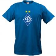 """Футболка синяя """"Динамо Киев"""""""