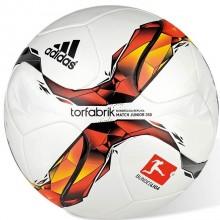 Мяч для футбола Adidas Bundesliga 15\16 Torfabrik Junior (Облегченный - 290 гр.)