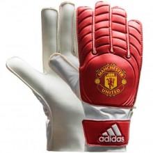 Вратарские перчатки Adidas Manchester United 15/16 Young Pro