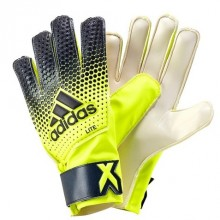 Вратарские перчатки Adidas X Lite-Legend Yellow