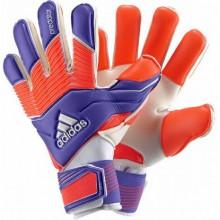 Вратарские перчатки Adidas Predator Zones Pro Neon Red