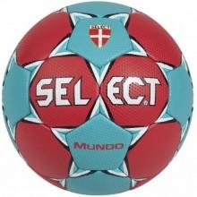 Гандбольный мяч Select Mundo Red (размер 2)