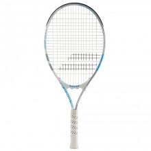 Детская теннисная ракетка Babolat B'fly 25 blue/grey 2016 year