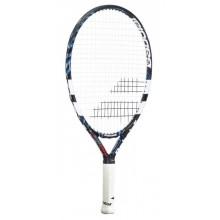 Детская теннисная ракетка Babolat  Pure Drive Jr 21 black/blue 2013 (140146/146)