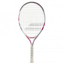Детская теннисная ракетка Babolat B'fly 25 pink/grey 2016 year