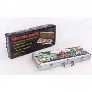 Набор для покера - на 500 фишек без номинала (в алюминиевом кейсе)
