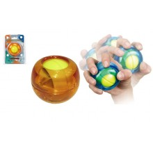 Power Ball тренажер для кистей рук PS 230A (металл, пластик, d-7см)