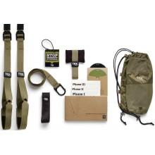TRX Петли подвесные тренировочные TACTICAL FORCE T3 FI-3725-04