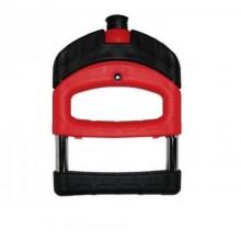 Эспандер кистевой силовой PS HG-101(B) (облегченный, метал.пружина, d-2,3мм, ручка пластик, рег. нагрузка)