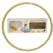 Обруч складной светящийся Hula Hoop LUMINOUS HU-LA (1,05 кг, пластик, 6 секций, d-90 см)