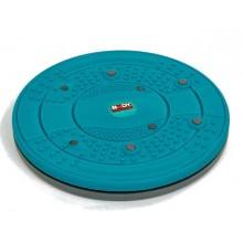 Диск здоровья массажный с магнитами Грация BODY SCULPTURE BB-955-B (29 см, пластик)