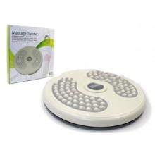 Диск здоровья массажный Грация PS K60-2 (35 см, пластик)
