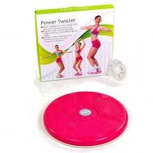 Диск здоровья массажный Грация PS K70-4 (40 см, пластик)