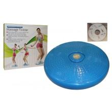Диск здоровья массажный Грация PS K80 (48 см, пластик)