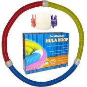 Обруч-пружина гибкий SLIM GO HOOP (0,9кг, металл, пластик, d-45см)