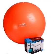 Мяч гимнастический 85 см. PowerPlay 4001 (+насос)
