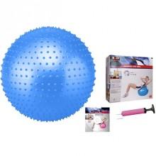 Мяч для фитнеса массажный 75 см. (фитбол) Body Sk (BB-003ABL-30)