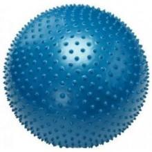 Мяч для фитнеса массажный 55 см. (фитбол) Zelart (FI-1986-55)