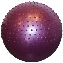 Мяч для фитнеса полумассажный 75 см. 2 в 1 OSPORT (FI4437-75)