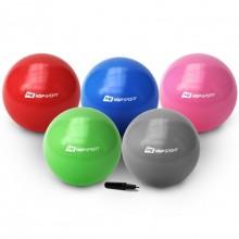 Мяч для фитнеса 65 см. (фитбол) с насосом Hop-Sport GYM BALL 65