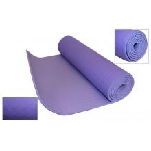 Коврик для фитнеса Yoga mat 2-х слойный TPE+TC 6мм FI-3046-4 (1,83мx0,61мx6мм)