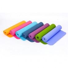 Коврик-полотенце для йоги Yoga mat towel FI-4937 (р-р 1,83м x 0,61м, микрофибра+силикон)
