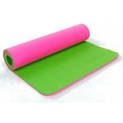 Коврик для фитнеса Yoga mat 2-х слойный TPE+TC 6мм ZEL FI-5172-12 (1,73мx0,61мx6мм)
