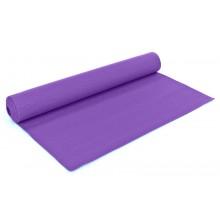 Коврик для фитнеса Yoga mat PVC 3мм с фиксирующей резинкой YG-2773(V) (1,73м x 0,61м x 3мм)