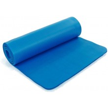 Коврик для фитнеса, каремат NBR 8мм с фиксирующей резинкой YG-2778 (1,83м x 0,61м x 8мм)