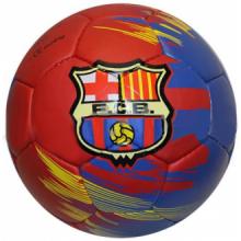 Мяч для футбола Clubball Barcelona (сине-красный)