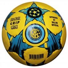 Мяч для футбола Clubball Inter Milan (желто-синие звезды)