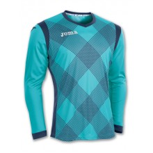 Вратарский свитер Joma Derby (бирюзово-темно-синий)