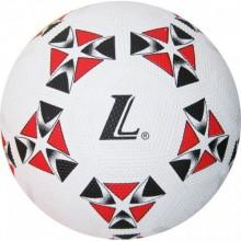 Мяч для футбола Lanhua Red (размер 4, для игры на асфальте)