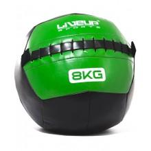 Мяч для кроссфита 35 см. LiveUp Wall Ball (зеленый)