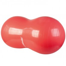 Мяч для фитнеса LiveUp Peanut Ball (красный)