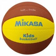 Баскетбольный мяч Mikasa SB512-YBR (размер 5)