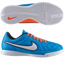 Футзалки детские Nike Tiempo Genio Junior LEATHER IC