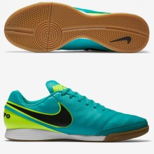 Футзалки Nike Tiempo Genio LEATHER IC