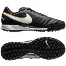 Многошиповки Nike Tiempo Genio II TF (кожа)