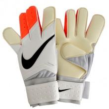 Вратарские перчатки Nike GK Grip3 White Orange