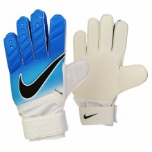 Вратарские перчатки Nike GK JR Match White Blue