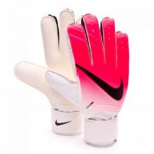 Вратарские перчатки Nike GK JR Match White Pink