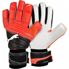 Вратарские перчатки Puma evoPOWER Grip 2.3 IC Black Red
