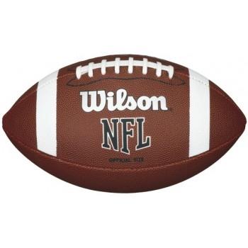 Мяч для американского футбола Wilson NFL Bin Ball Official