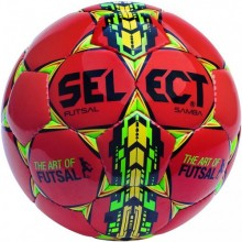Мяч для футзала Select Futsal Samba red
